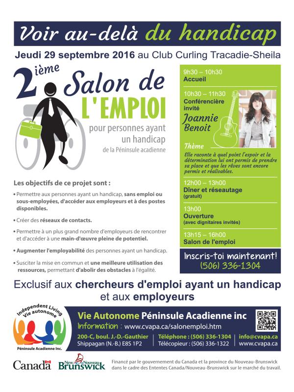 Vapa salon de l 39 emploi for Salon de l emploi